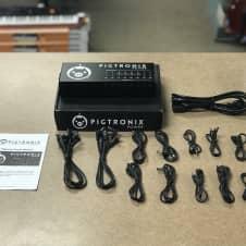 Pigtronix MVP Power Distributor Guitar Effects Pedals 9V 18V 12V 15V - USED