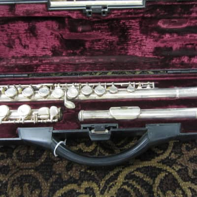 Outstanding Buffet Crampon Paris Flute Made In England Reverb Download Free Architecture Designs Scobabritishbridgeorg