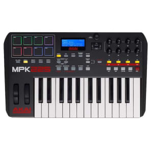 Akai MPK225 MIDI Keyboard Controller