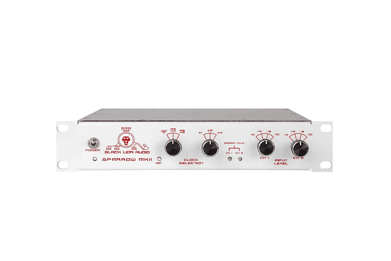 Black Lion Audio BLA White Sparrow MK2 ADC Converter | Reverb