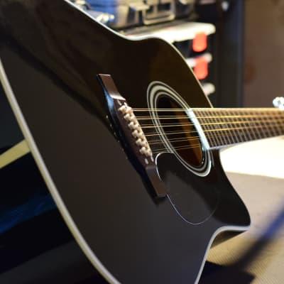 Takamine EF381C 12-String  Acoustic-Electric Guitar - VINTAGE 90s