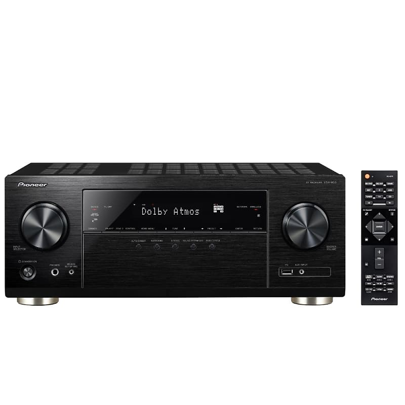 Pioneer 72 Channel Network AV Receiver W Dolby Atmos