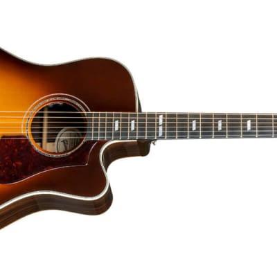 Gibson Gibson 2018 Avant Garde Hummingbird - Rosewood Burst for sale