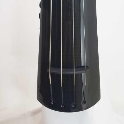 B-Stock WAV4c Electric Upright Bass Black ID#B455