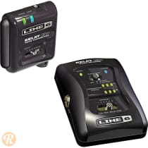 Line 6 Relay G30 Wireless System 2000s Black image