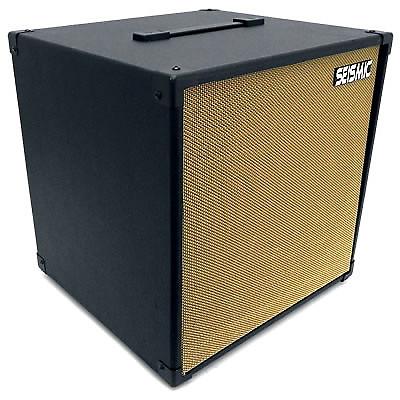 12 guitar speaker cabinet empty 1x12 cube cab tolex reverb. Black Bedroom Furniture Sets. Home Design Ideas