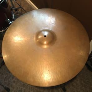 "Paiste 24"" Giant Beat ""White Label"" Ride Cymbal"