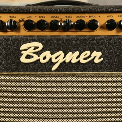 Bogner Amps Shiva 20th Anniversary 1x12 Combo w/Reverb KT88 Tubes for sale