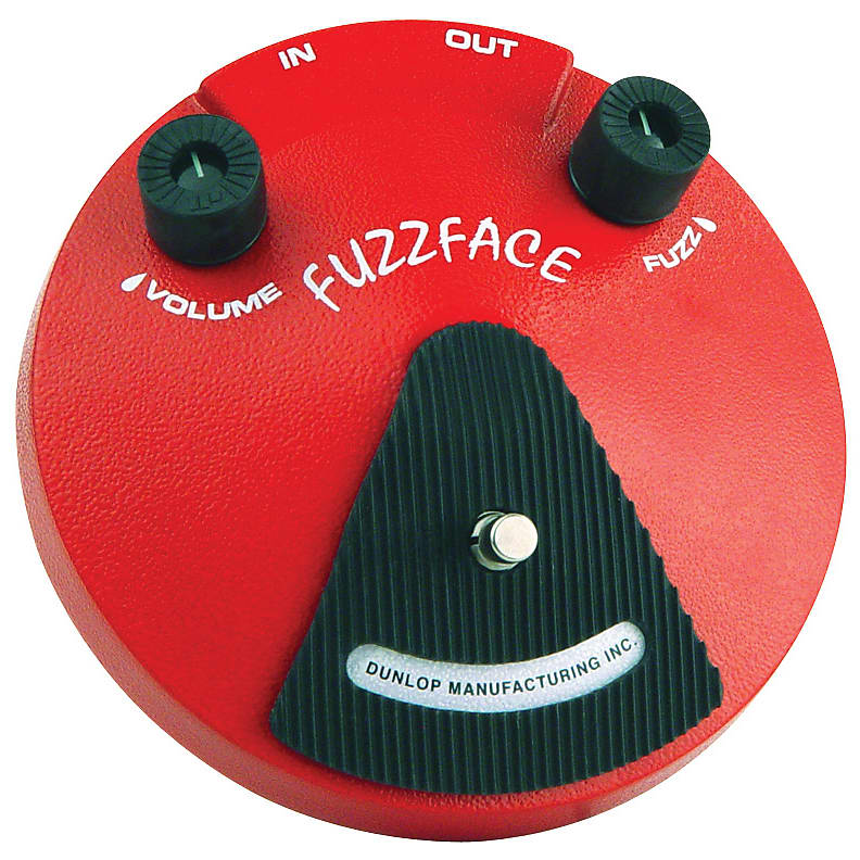 dunlop fuzz face distortion jdf2 u guitar pedal reverb. Black Bedroom Furniture Sets. Home Design Ideas