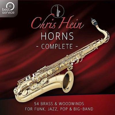 Best Service Chris Hein Horns Pro image