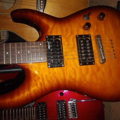 Modded ESP LTD MH-100QMNT Bundle for sale