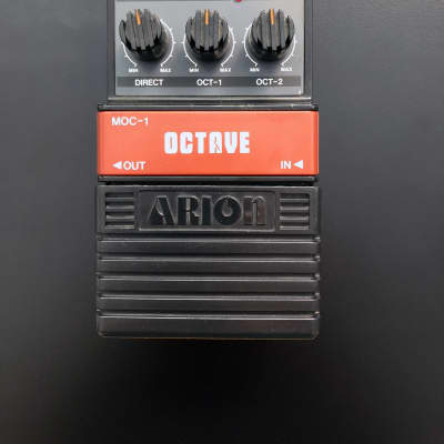 Arion OC-1 Octave Pedal 80's Japan for sale