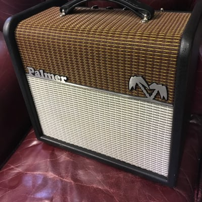 Palmer Fab 5 Boutique valve amp, rare and rather nice for sale