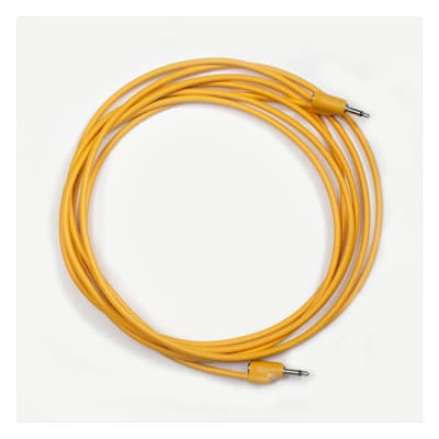 TipTop Audio Stackcable 3.5m / 11.5ft Orange  [Three Wave Music]
