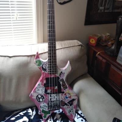 Platinum bass series rich bc B.C. Rich
