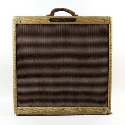 """Fender Bassman 5D6-A Narrow Panel 40-Watt 4x10"""" Guitar Combo 1955 - 1956"""
