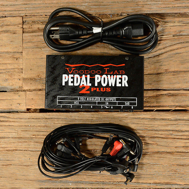 voodoo lab pedal power 2 mint chicago music exchange reverb. Black Bedroom Furniture Sets. Home Design Ideas