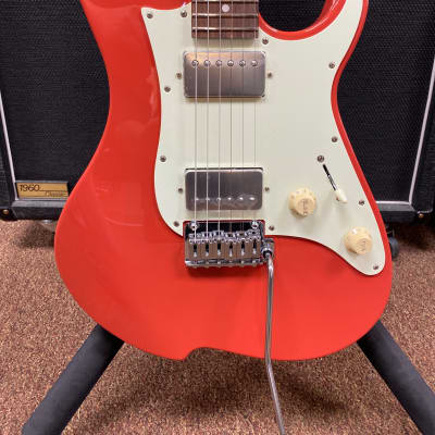 Vola OZ 22 RV RF Electric Guitar with gig bag. Free Shipping for sale