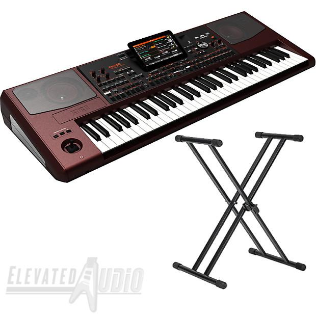 מעולה Korg PA1000 61-Key Arranger Keyboard, Brand NEW, w/ FREE | Reverb NQ-29