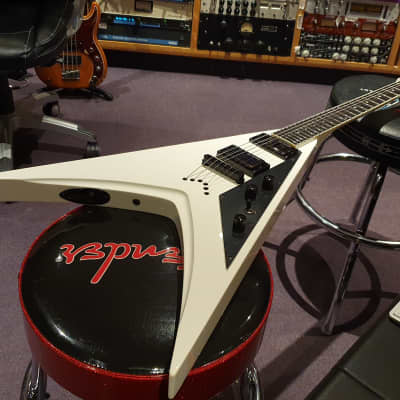 NEW Old Stock ESP Dave Mustaine LTD Megadeth Signature DV8-R King Flying V RARE Post-Jackson Guitar! for sale