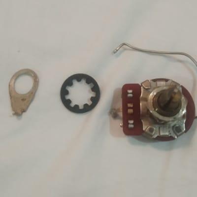 Vintage original  potentiometer, 1968 Gibson / CTS 500k