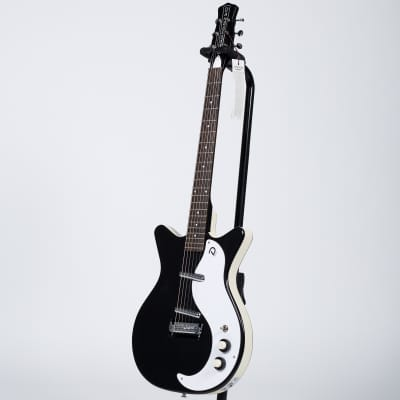 Danelectro 59M Electric Guitar - Black for sale