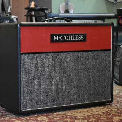 1998 Matchless ESD 2x12 Speaker Cabinet for sale
