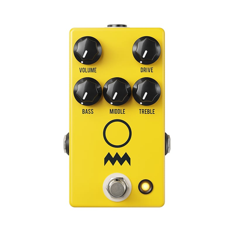 JHS Charlie Brown V4 Overdrive Effects Pedal