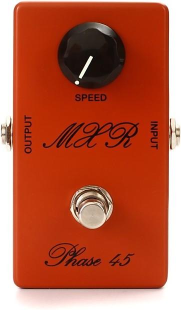 Dating vintage mxr phase 45 pedals