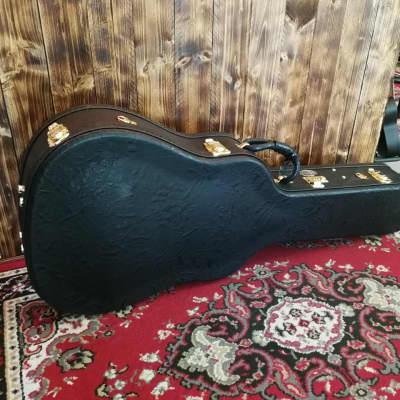 GEWA Guitar Case Arched Top Prestige, Black for sale