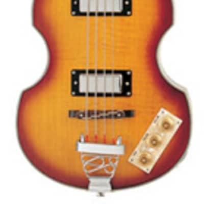 Epiphone Viola Electric Bass Guitar Vintage Sunburst