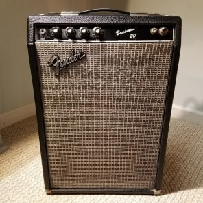 "Fender Bassman 20 18-Watt 1x15"" Guitar Combo"