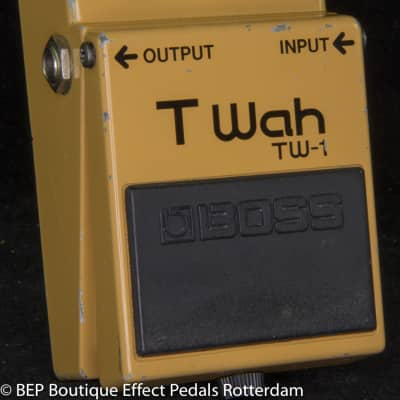 Boss TW-1 Touch Wah 1982 s/n 152200 Japan