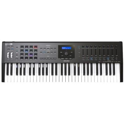 Arturia Keylab 61 MKII clavier MIDI/USB noir