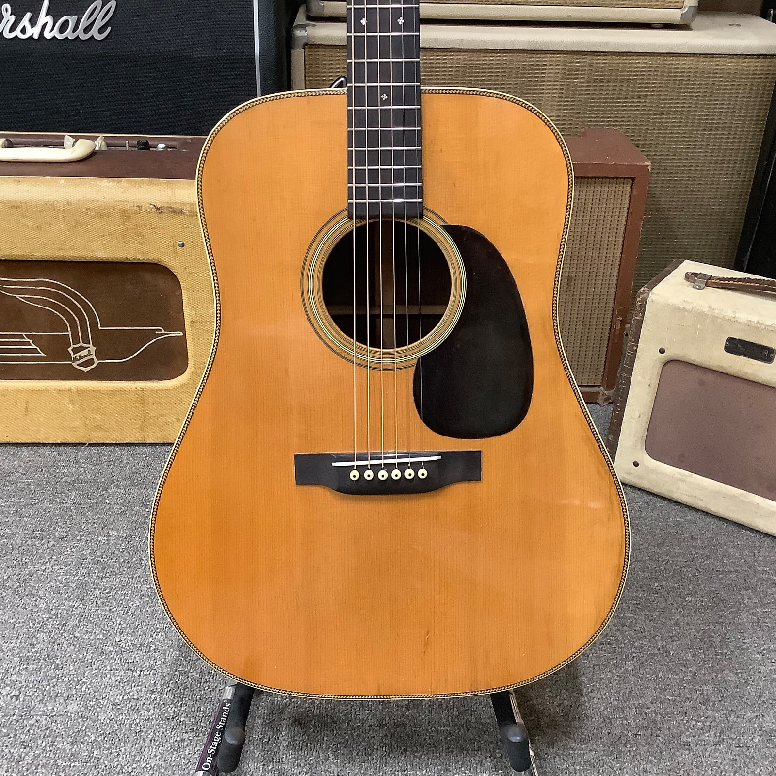 1944 Martin D-28 Herring Bone