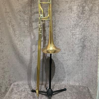 Yamaha YSL-882GO Xeno Trigger Trombone