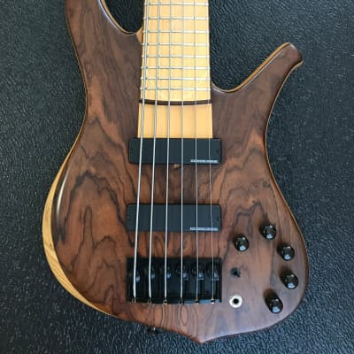Ken Lawrence Brase 6-String Cocobolo Top Excellent Condition for sale