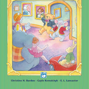 Alfred 00-14583 Music For Little Mozarts - Music Discovery (Book 2)
