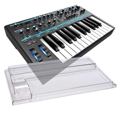 Novation Bass Station II Monophonic Analog Synthesizer - Decksaver Kit