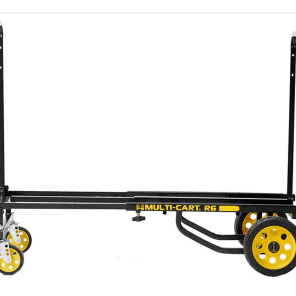 RocknRoller Multi-Cart R6RT Mini Multi-Cart Equipment Transporter