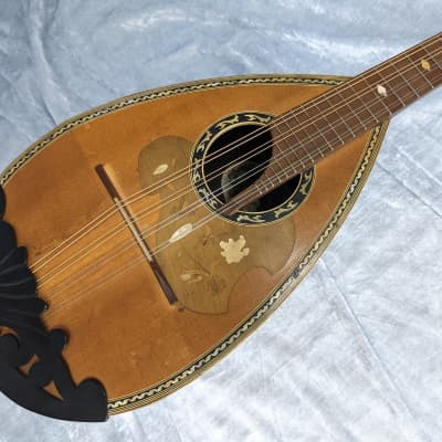 Suzuki No. 7 Mandolin 1964 Natural Japan for sale