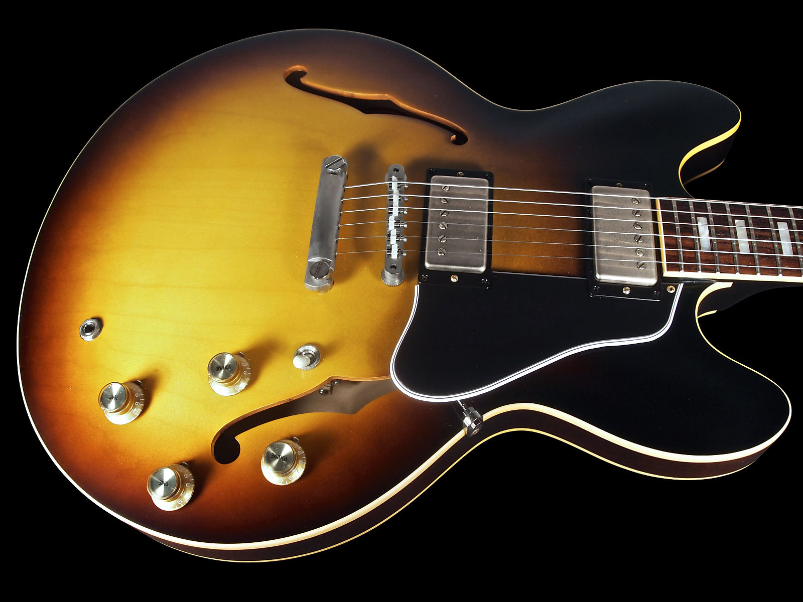2017 Gibson ES 335 Block 63 Memphis ES335TD VOS Historic Burst