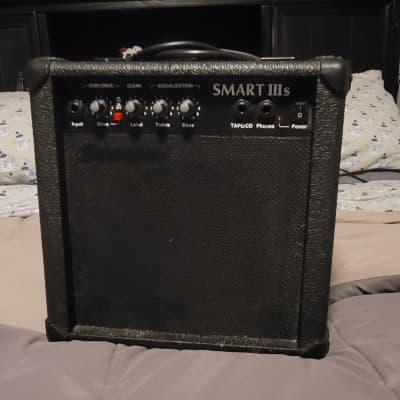 Silvertone Smart IIIs 07? BLACK