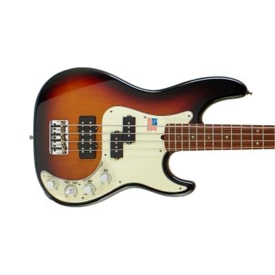 Fender American Deluxe Precision Bass 3 Tone Sunburst 2009