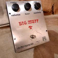 Electro-Harmonix Big Muff Pi V2 (Ram's Head) 1970's
