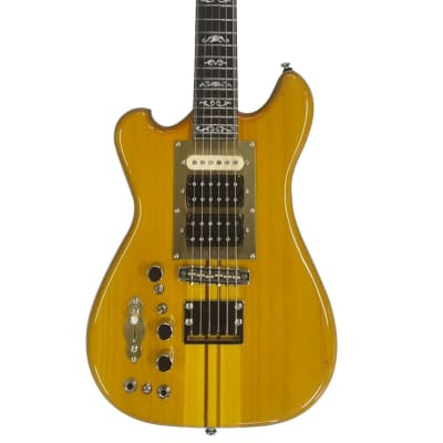 Eastwood Wolf Guitar LH - Natural Maple