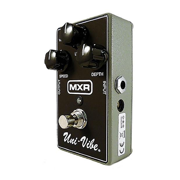 mxr m68 uni vibe chorus vibrato pedal w bonus patch cord reverb. Black Bedroom Furniture Sets. Home Design Ideas
