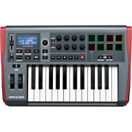 Novation Impulse 25-Key USB MIDI Controller