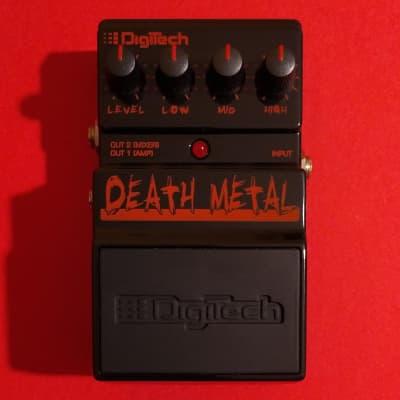 DigiTech DDM Death Metal w/box & manual