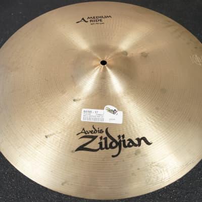 """Zildjian Avedis A Medium Ride 20"""""""